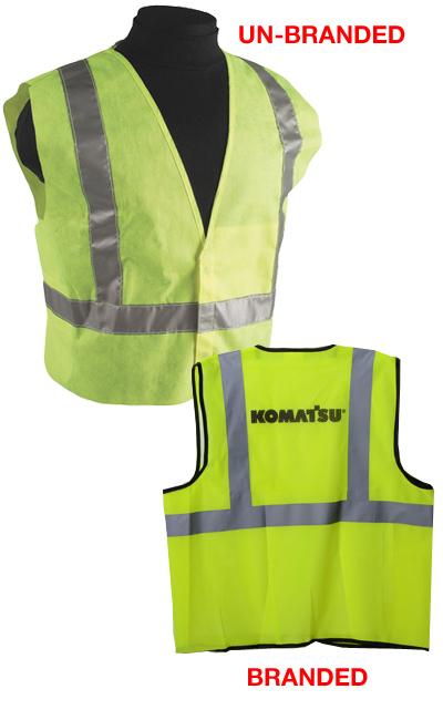 Safety Vest Class 2 -SM, MED