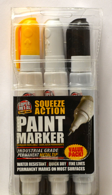 Paint Marker Metal Tip