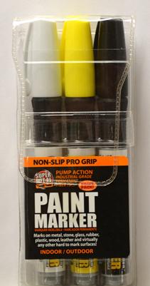 Paint Marker Fiber Tip