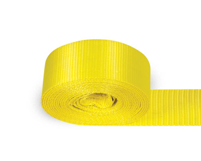 Recovery Strap, 30′ x 4″  Heavy Duty with Loops, Poly Bag – 36,000 lb