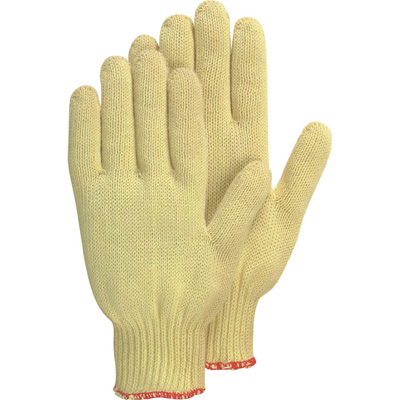 Gloves, Reversible Kevlar Blend String Knit