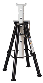 Jack Stand, 10 Ton, Hi. Lift Pin Style