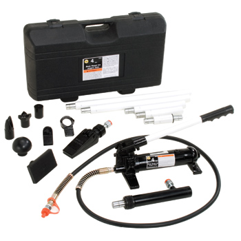 Body Repair Kit, 4 Ton w/case