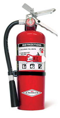 Fire Extinguisher, ABC, 5 lb