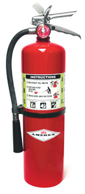 Fire Extinguisher, ABC, 10 lb