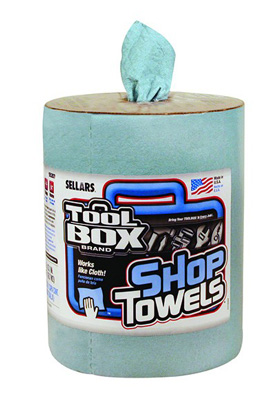 "Shop Towels, ""Big Grip"", 200 ct, Refill"