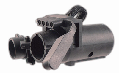 3-Way Trailer Adapter (7 Spade to 6 rd & 4/5 pin)