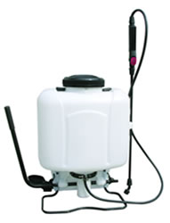 Sprayer, 4.0 gal, Backpack