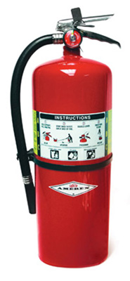 Fire Extinguisher, ABC, 20 lb
