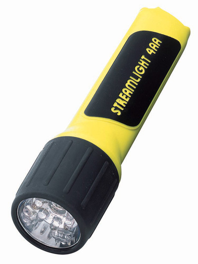 Flashlight, 4AA LED