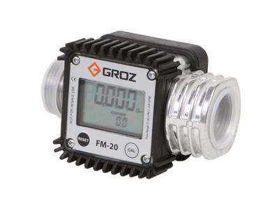 Fuel Meter, Digital Turbine, 1″ NPT