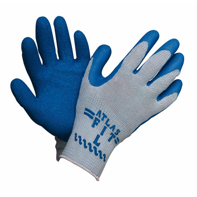 Gloves, Atlas Fit Latex Palm