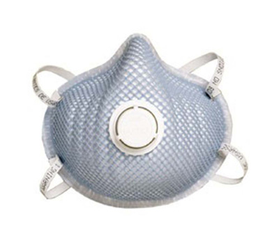 Respirator, 2300 N95 Particulate with valve