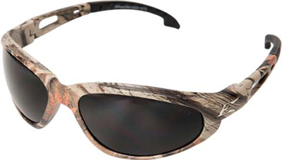 Eyewear, Turbo-Dak Series, Camouflage / Smoke Lens