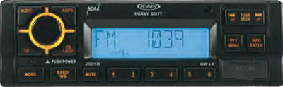 Heavy Duty AM/FM Stereo